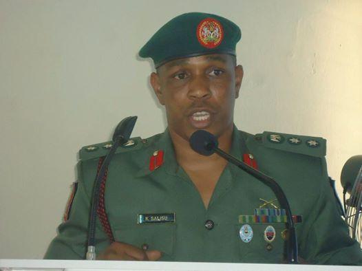 Late Colonel Kabiru Salisu
