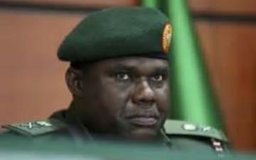 Chief or Army, Kenneth Minimah