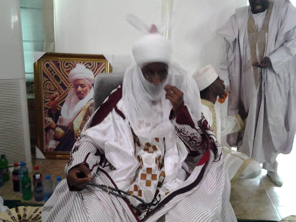 Emir of Kano, Sanusi Lamido Sanusi Img: PremiumTimes