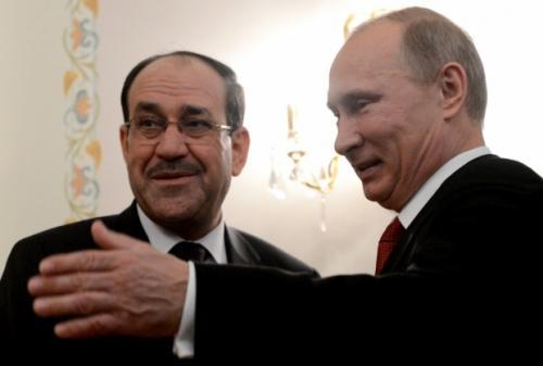 Putin Maliki_0