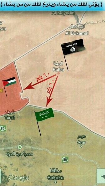ISIS regional advance plan