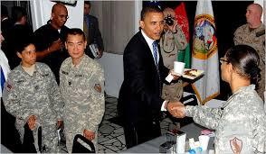 obama afghan