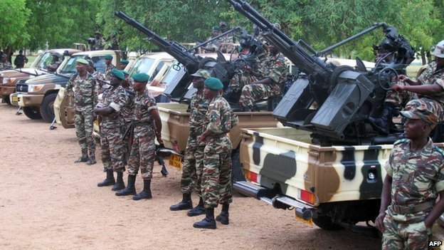 cameroonian-military