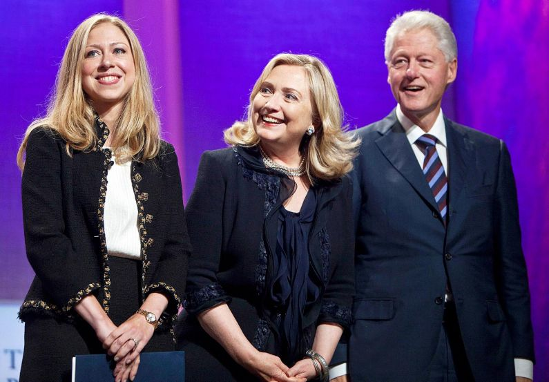 the many scandals and problems of the president bill clinton Fernando's background also included travel with former president bill clinton to problem with the clinton in many clinton scandals.