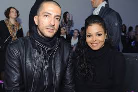 Janet and Wissam Al Mana at a fashion show in Moscow, Russia in October 2012