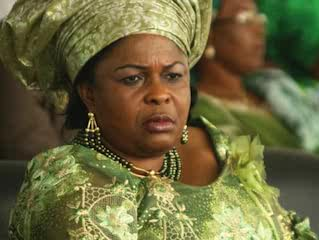 First lady Patience Jonathan