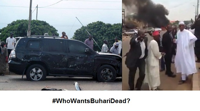 who wants buhari dead