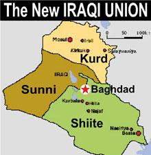 divided iraq