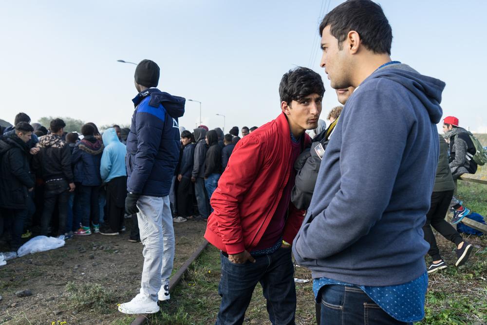 Iraq refugee crises