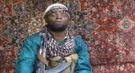 Muscular Shekau, now late