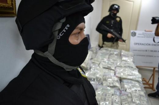 Panama $7 million drug dealer airport sieze
