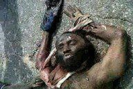 Image of terrorist killed in Konduga battle. No confirmation if this is Shekau II