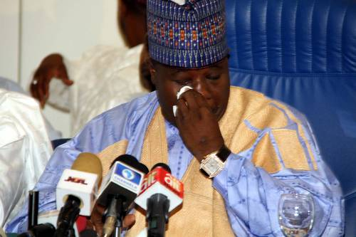Modu Sheriff, implicated