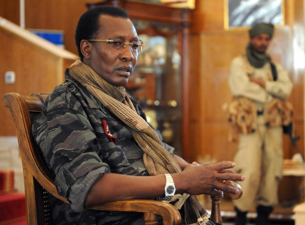 Idriss Deby accused of being behind Boko Haram