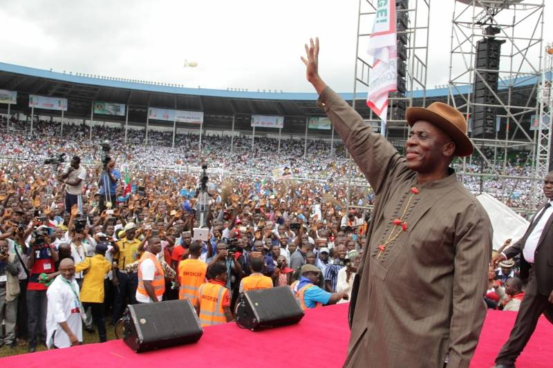 RS APC MEGA RALLY IN PH SHOWING THE PPLE'S GENERAL, GOV AMAECHI 04