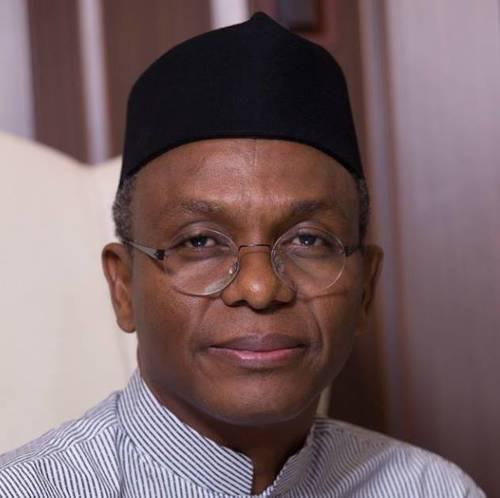 Kaduna governor Nasir El-Rufai