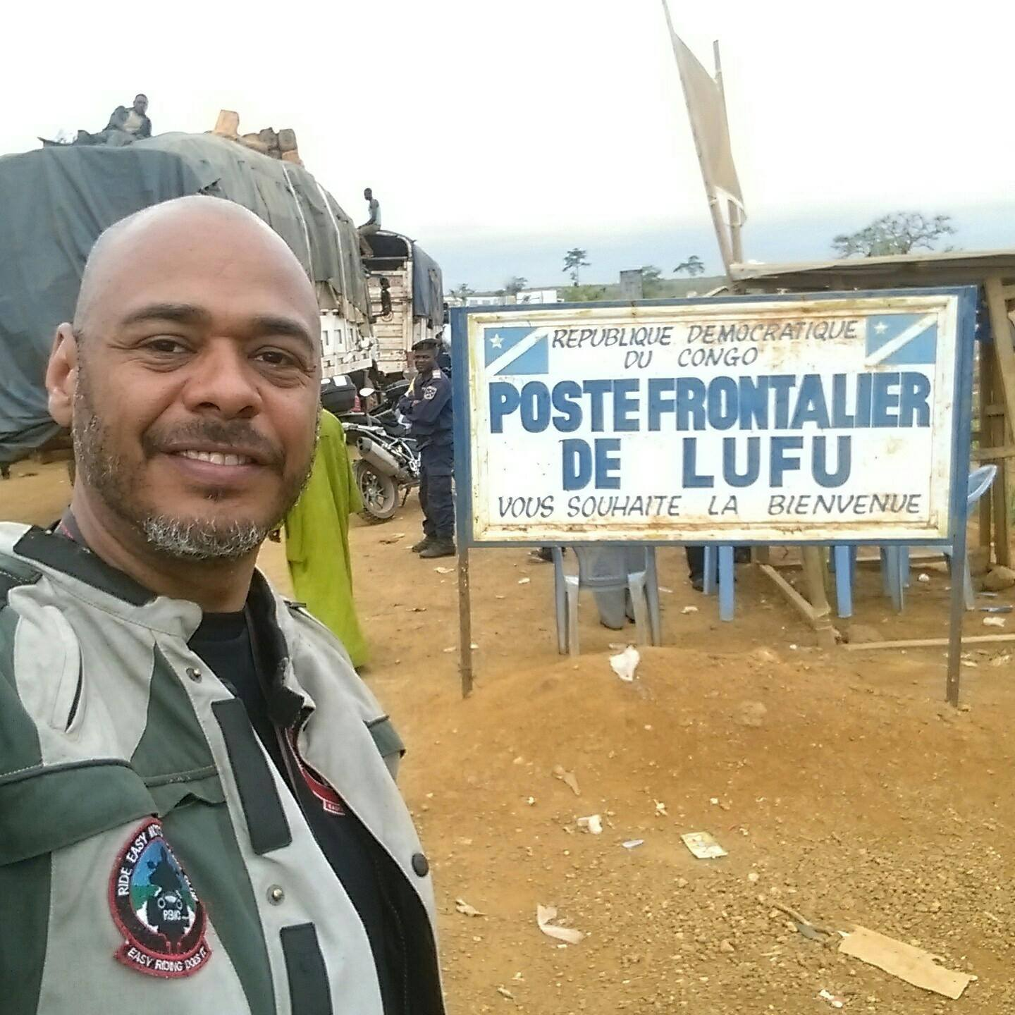 In the DRC