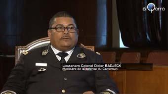 Lt. Col Badjeck Didier