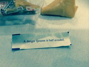 a danger