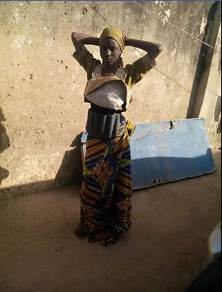 Kano bomber girl from Chad says over 300 similar Chadian girls were recruited and sent to Nigeria