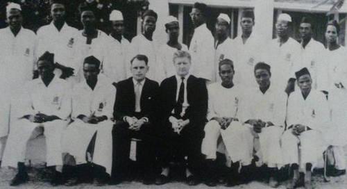 Buhari Class Photo In 1960 - SaharaReporters