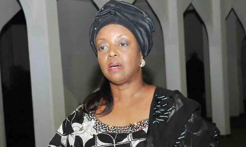 Where will Diezani be visiting soon? Sambisa?