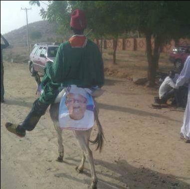 More pictures from Borno today by Abdurrahman A Bundi