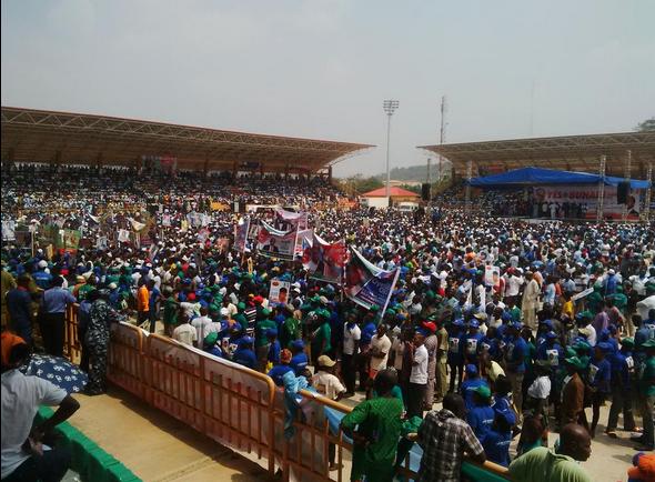 more supporters, Ado-Ekiti