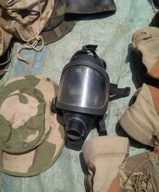 Boko gas masks
