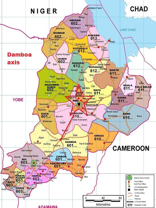 damboa axis