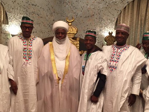 Buhari meets Sultan on January 22nd in campaign rally