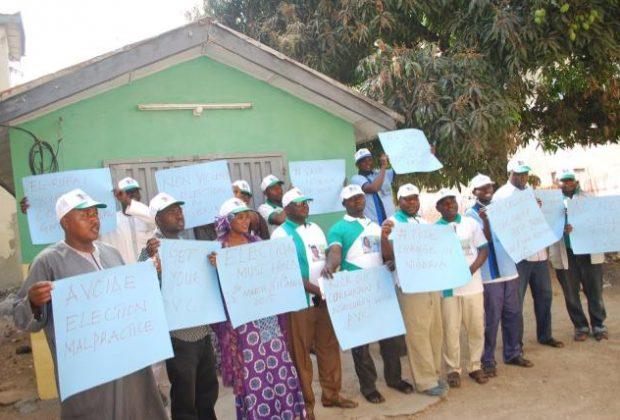 kaduna protests