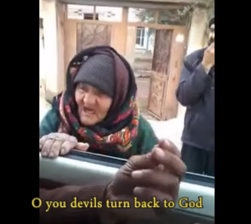 old lady isis