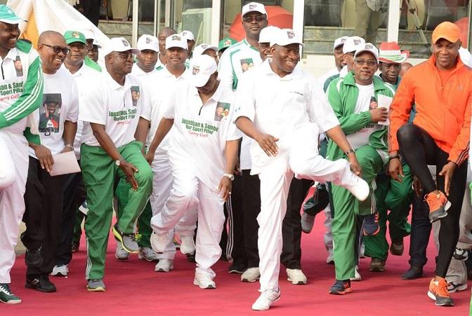 Goodluck Jonathan of Nigeria inherited the presidency as did John Mahama