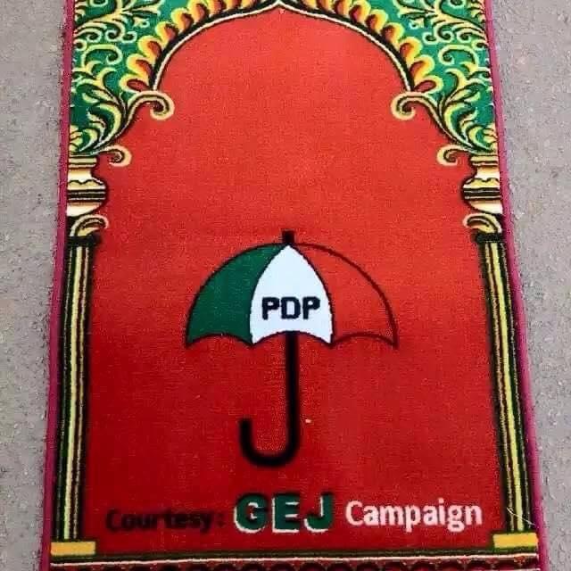 pdp prayermat