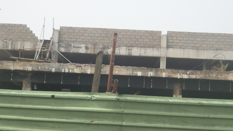Abandoned Port harcourt Airport