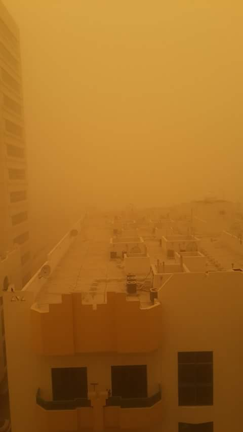 NewsRescue's Jamil Magaji: From my residence dis morning at UAE