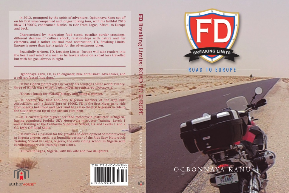 FD Book Cover