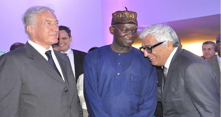 Fashola Chagoury brothers in charge of eko Atlantic - img- MetroWatchOnline