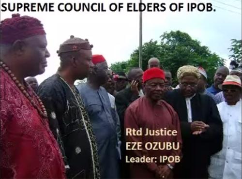 biafra leaders