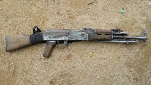 Recovered Ak47
