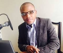 Nnamdi Kanu, accused of intra IPOB coup