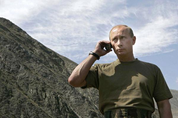 Putin new