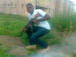 Nnamdi Kanu's militants
