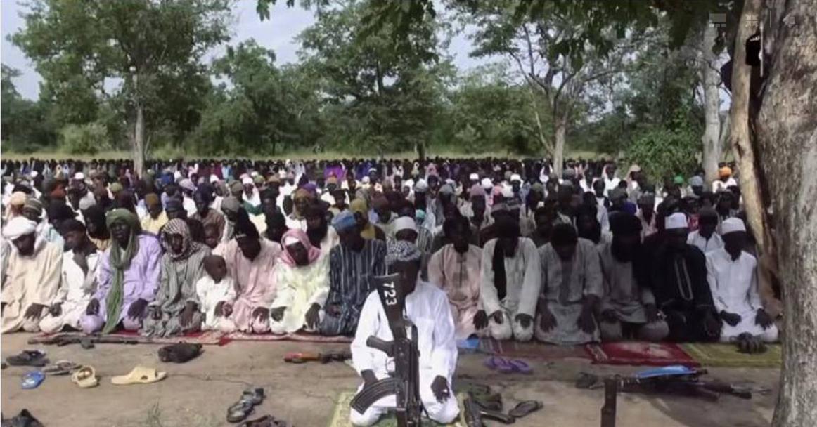 Boko Haram in Sambisa