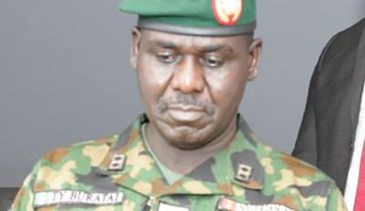 Lt. Gen T. Yusuf Buratai