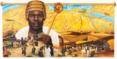 Mansa Musa [img: AtlantaBlackstar]