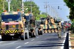 Turkish Weapons Convoy Pounded by Russian Fighter Jets in Syria