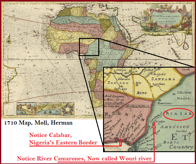 Old maps show biafra was actually in cameroon and never part of biafra2 gumiabroncs Image collections