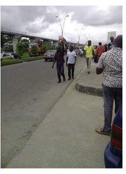 radio biafra protest
